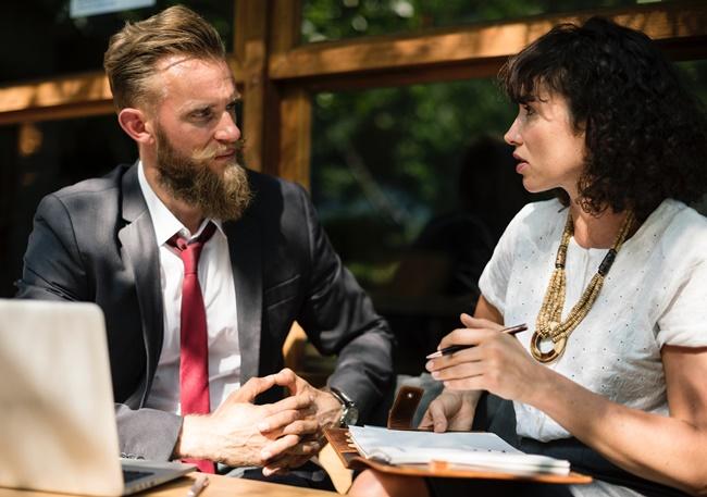 HR gesprek voeren